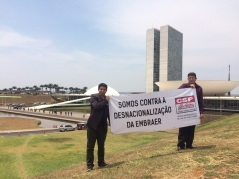 Visita a Brasilia - Set/2015