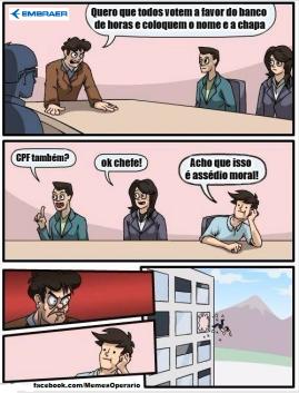 Assédio sobre os técnicos